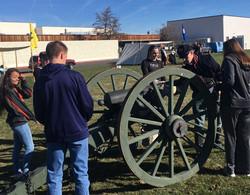 Artillery Demonstration