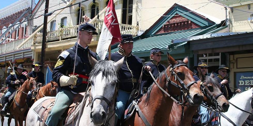 Virginia City Independence Day Parade