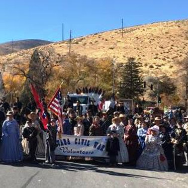 Nevada Day Parade 2021