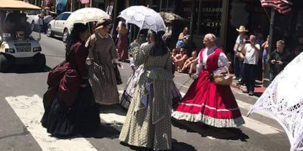Virginia City Labor Day Parade