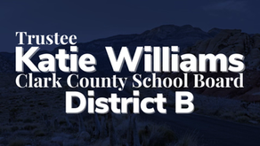 Trustee Williams' Statement on the Updated CCSD Mask Guidelines