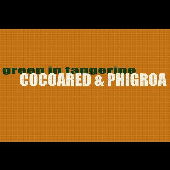Green In Tangerine