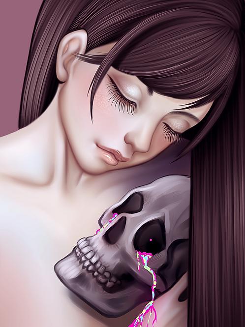 "Art Print: ""Death of Innocence"""