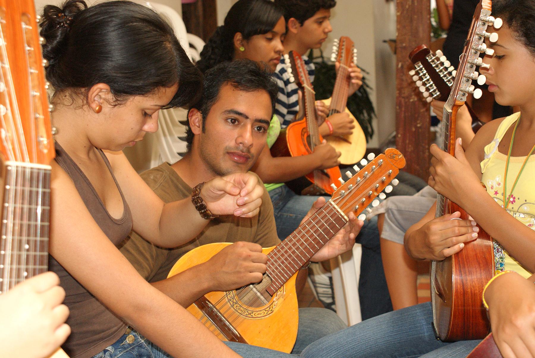 Programa de Formación Musical