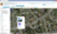 Example Web GIS site by MainStreetGIfor City of Warwick, Rhode Island