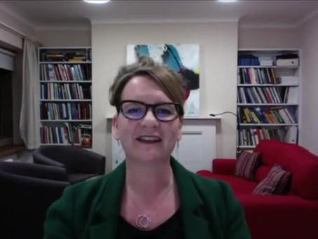 Melinda Mills addresses vaccine concerns on BBC Radio 5Live