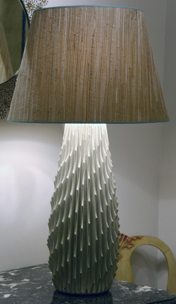 """18"""" Pointed Spiral Lamp (3258)"""