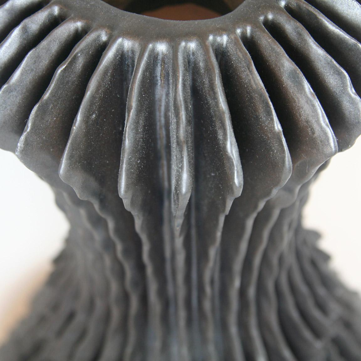 Billowing Vase Detail