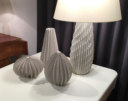 """18"""" Pointed Spiral Lamp (0292)"""