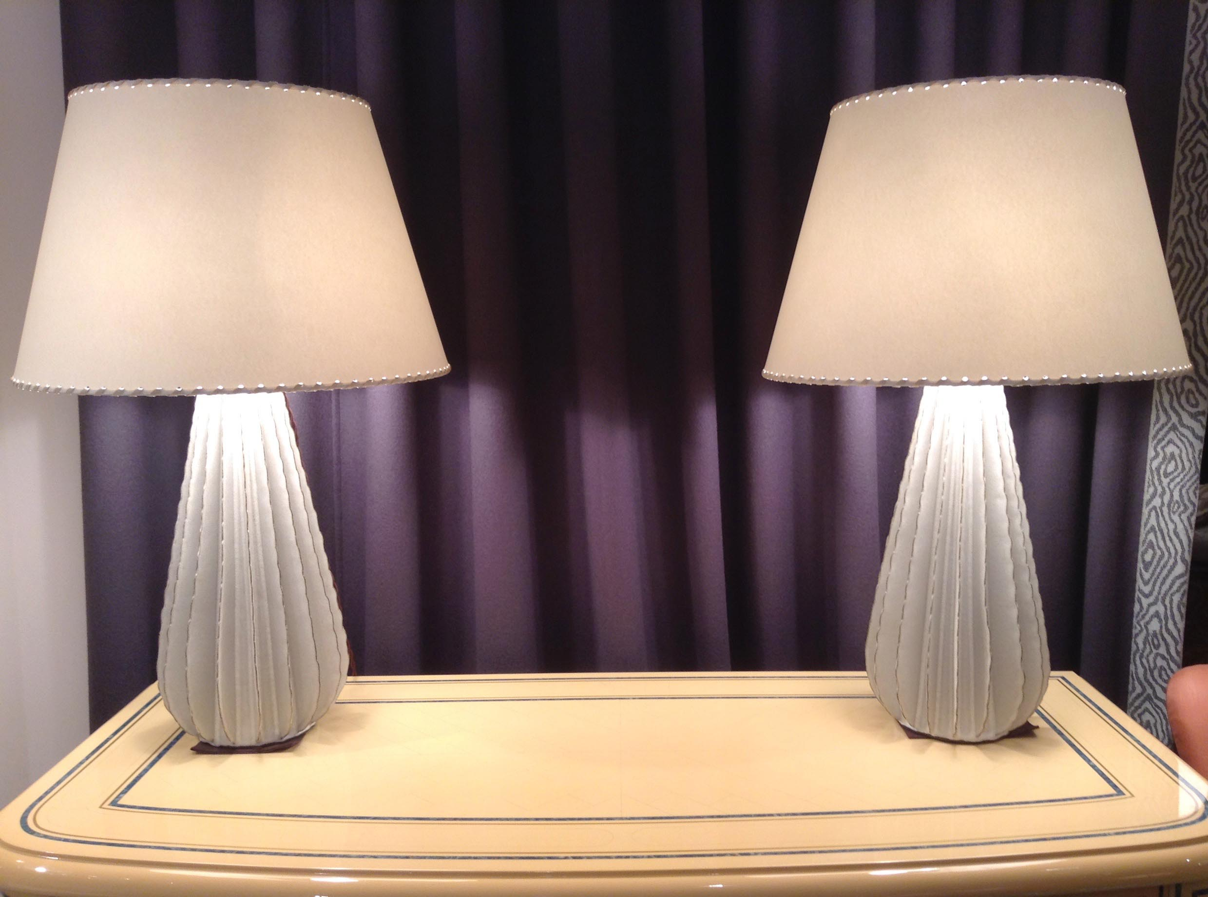 "17"" Cone Lamps (1123)"