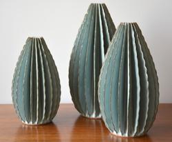 3 Teardrop Cones (0437)