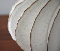 White Pod Detail (0657)