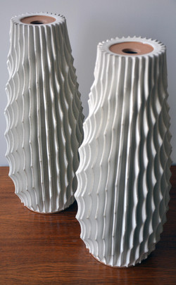 """18"""" Pointed Spiral Lamp Bases (5796)"""