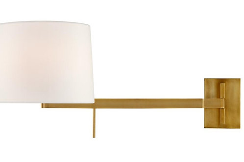 Sweep Medium Right Articulating Sconce