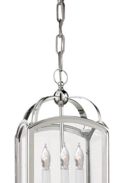 Arch Top Mini Lantern