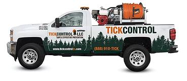 Tick Control, LLC Truck