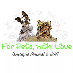 For Pets, With Love