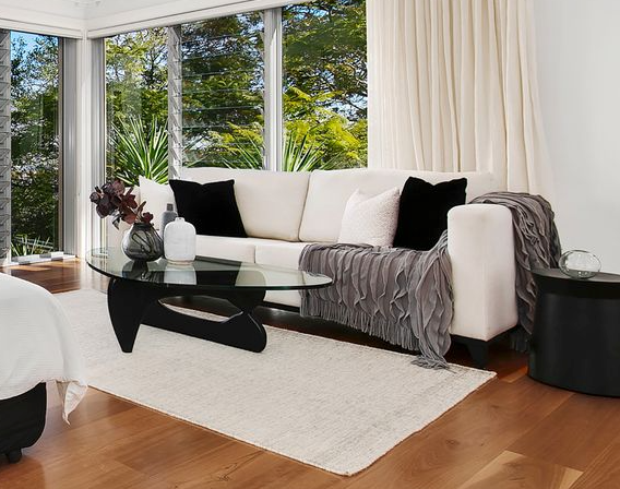 GREENWICH HOUSE MEUSZ INTERIORS MASTER BEDROOM