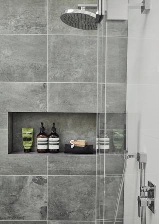 Riverview Waterfront Home Meusz Interiors Bathroom