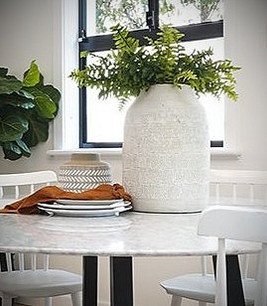 CROWS NEST DINING ROOM MEUSZ INTERIORS