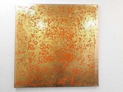 dancing whit gold (orange) 🍊