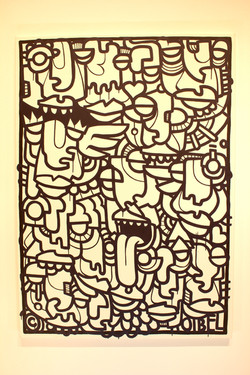 OibelArt Tongue Out