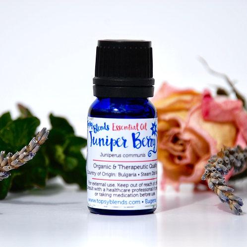 Juniper Berry Organic Essential Oil
