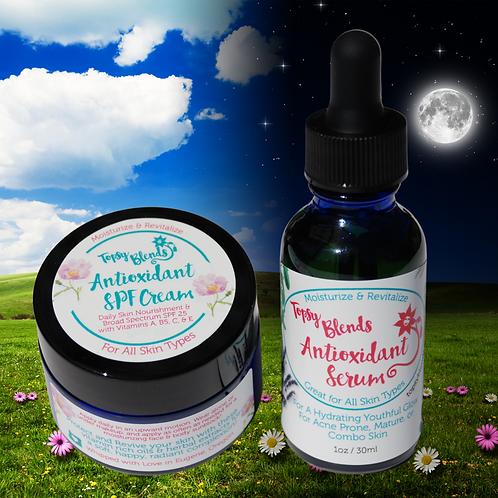 Day & Night Moisturizing Antioxidant Face Set