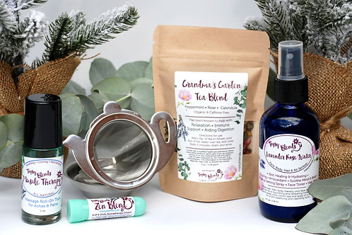 Stress & Tension Relief Care Package
