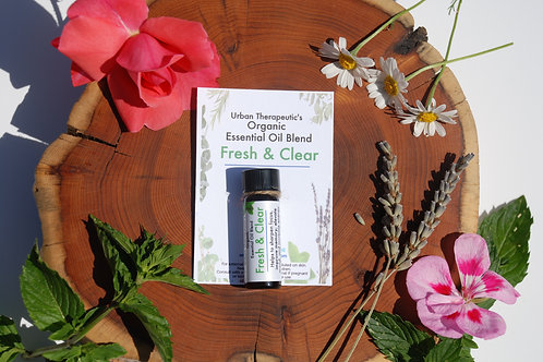 Fresh & Clear - Pure Essential Oil Blend