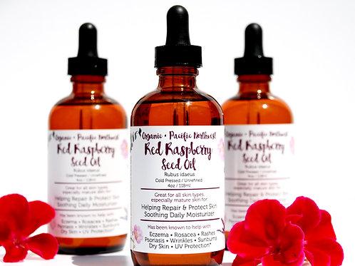 Organic Red Raspberry Seed Oil