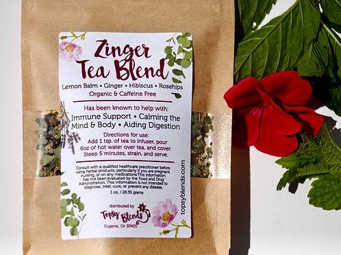 Zinger Herbal Tea Blend - Loose Leaf Tea