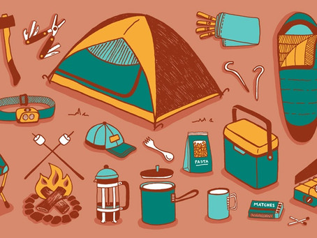 Build your own Natural First Aid Kit with these Outdoor Essentials!