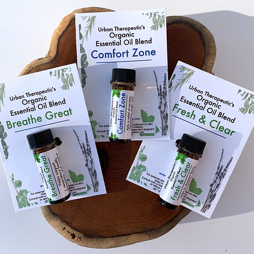 Urban Therapeutic Essential Oil Set of 3