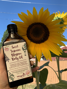 Sweet Jasmine Body Oil