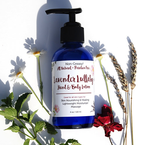 Lavender Lullaby Hand & Body Lotion
