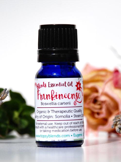 Frankincense Organic Essential Oil 10ml