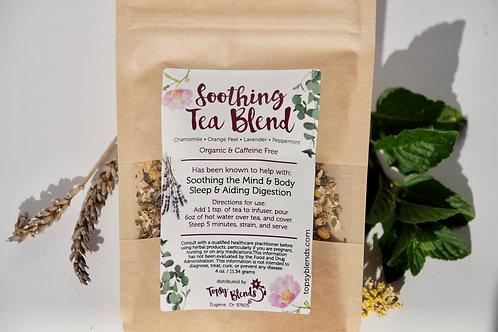 Soothing Tea Blend - Herbal Loose Leaf Tea for a good night's rest