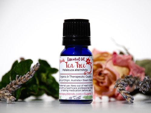 Tea Tree Organic Essential Oils