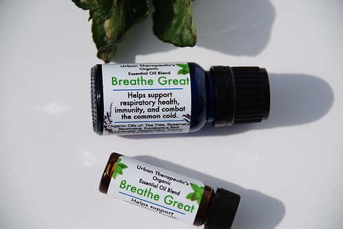 Breathe Great - Immune & Respiratory Support