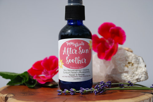 After Sun Soother - Skin Reviving •Sunburn Relief • Hydrating