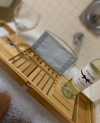 Bamboo BathTub Rack