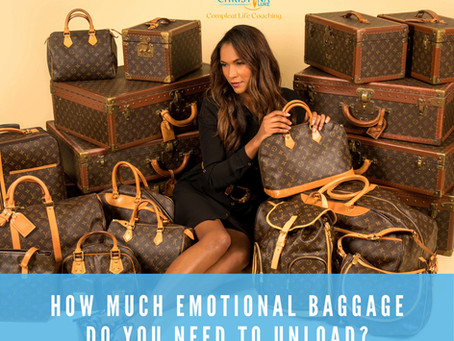 Is Your Emotional Baggage Holding You back?