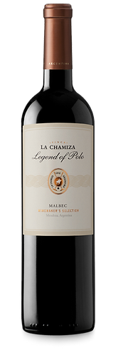 La Chamiza Legend of Polo Malbec