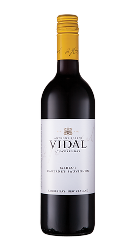 Vidal Estate Merlot/Cabernet Sauvignon