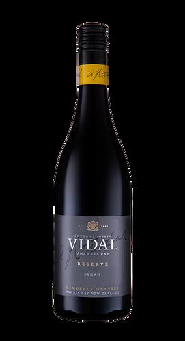 Vidal Reserve Syrah