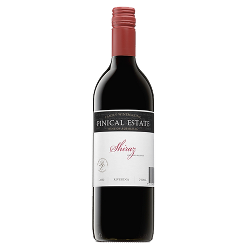 Pinical Estate Shiraz [2015]