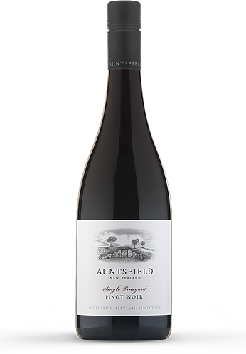Auntsfield Single Vineyard Pinot Noir [2015]