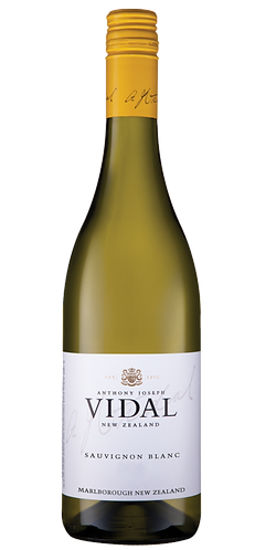 Vidal Estate Sauvignon Blanc [2016]