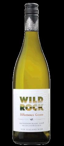 Wild Rock Sauvignon Blanc [2016]